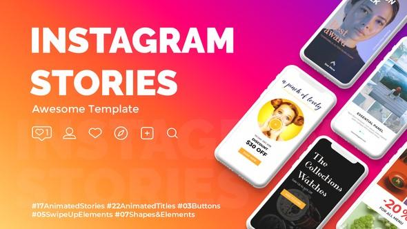 Videohive Instagram Stories 22835374