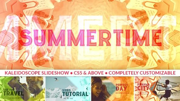 Videohive Fun Summer Slideshow 11454252