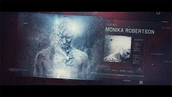 Videohive Sci-Fi Movie Opener 16048626
