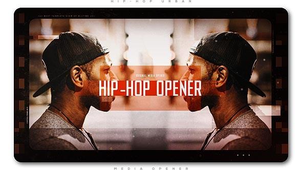 Videohive Hip Hop Urban Opener 20603115