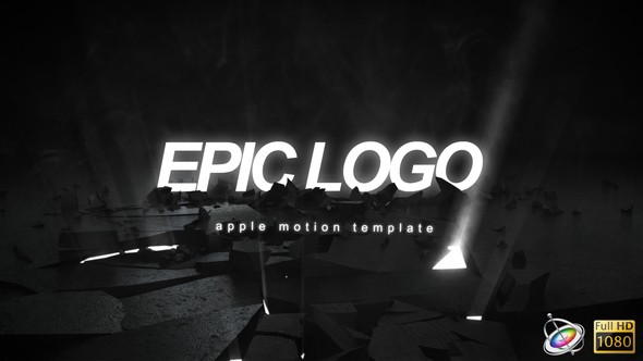 Videohive Epic Logo - Apple Motion 20621517