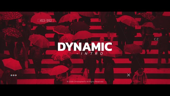 Videohive Dynamic Intro 22032438