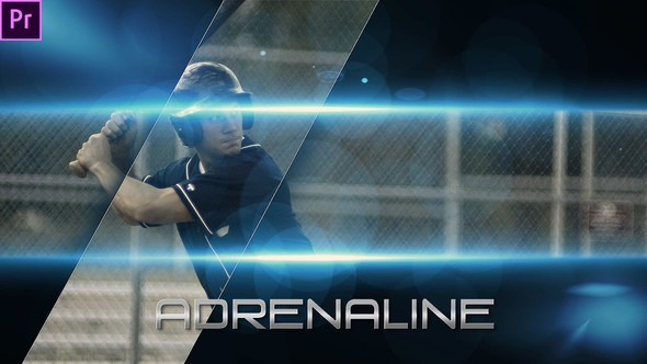 Videohive Adrenaline - Action Trailer 22857875