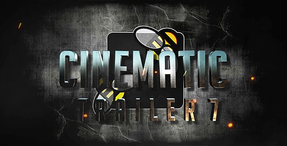 Videohive Cinematic Trailer 7 20317621