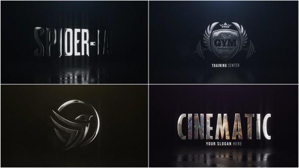Videohive Cinematic Hero Logo 22635106