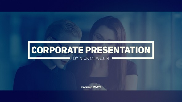 Videohive Corporate Presentation/ Business Promotion 19363725