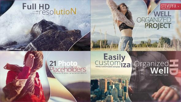 Videohive Elegant Slideshow 13138652