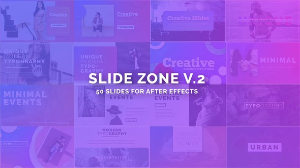 Videohive Slide Zone v.2 22824201