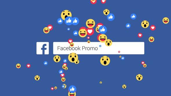 Videohive Facebook Promo 21410559