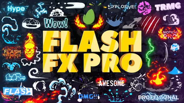 Videohive Flash FX Pro - Animation Constructor 22676155