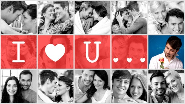 Videohive Saying Love 14856016