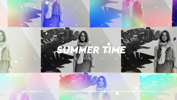 Videohive Summer Opener 22041103