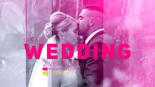 Videohive Wedding 14577267