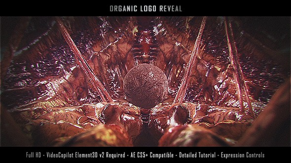 Download Videohive Organic Logo Reveal 19976013