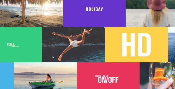 Download Videohive Holiday 20476162