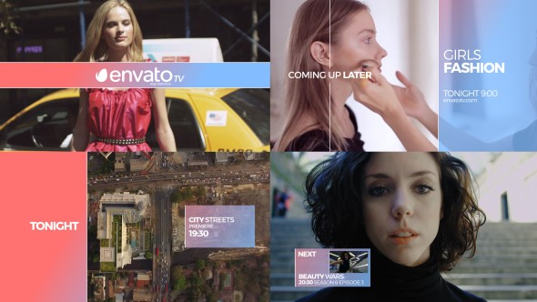 Videohive Broadcast Graphic Package 20699087