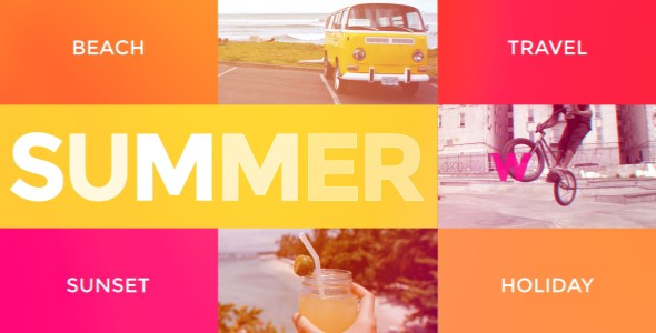Videohive Summer 20415306
