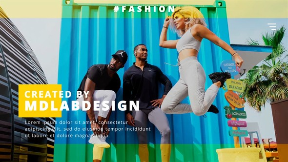 Videohive Fashion Slideshow 22931965