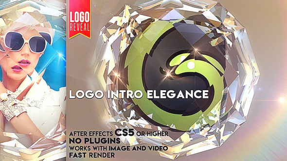 Videohive Logo Intro Elegance 22651408