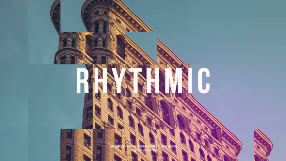 Videohive Rhythmic Intro | FCPX or Apple Motion 22918783