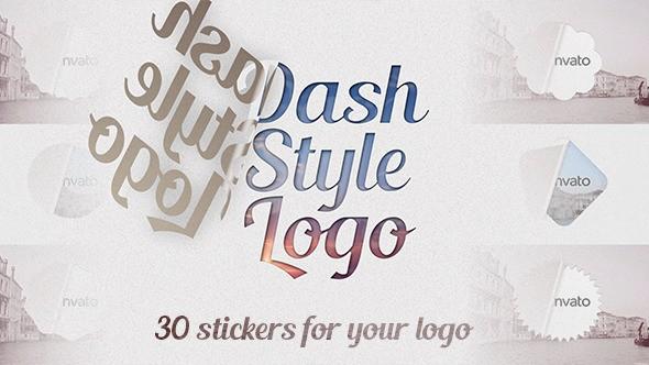 Videohive Dash Style Logo 10673861