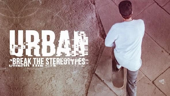 Videohive Urban Slideshow 20506813