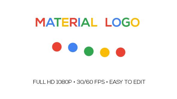 Videohive Material Logo 13097936