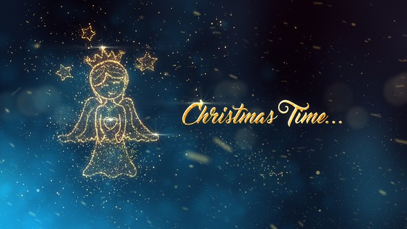Videohive Christmas Slideshow 22874229