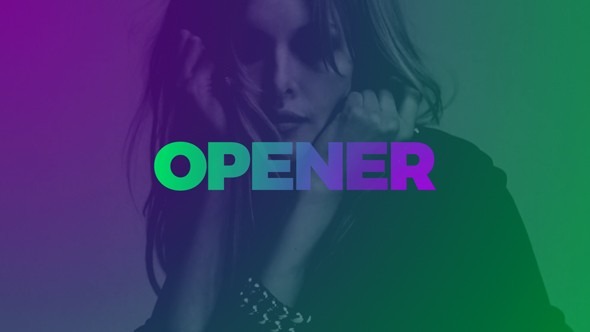 Videohive Fashion Opener | Dynamic Promo 20722486