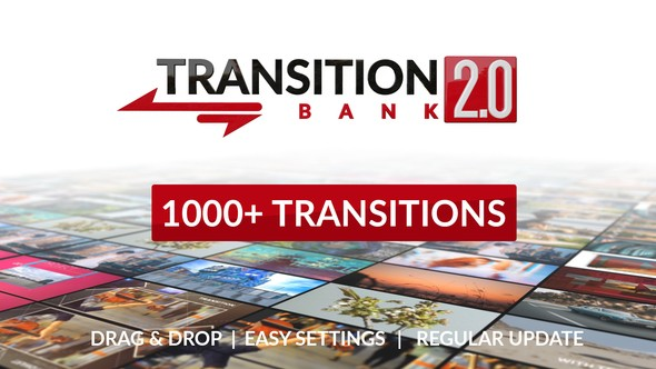 Videohive Transition Bank 2.0 22474650