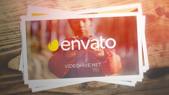 Videohive Fast Stomp Photo Opener 20393328