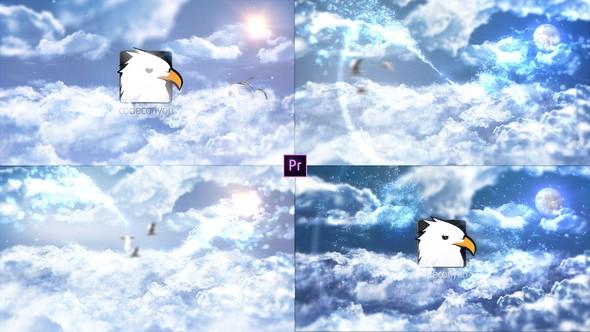 Videohive Sky Logo Reveals 22961936