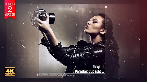 Videohive Original Parallax Slideshow 22739257