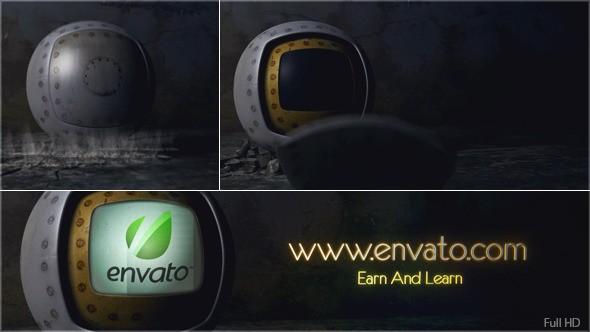 Videohive The Metal Sphere Logo 3750423
