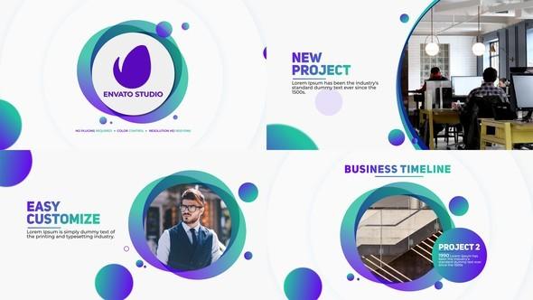 Videohive Modern Corporate - Clean Promo 22010416