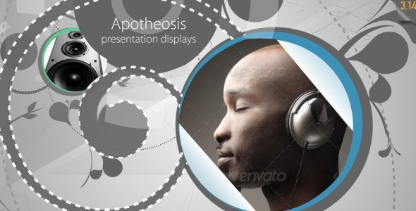 Videohive Apotheosis Presentation Displays 400732