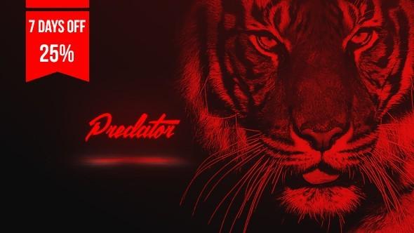 Videohive Predator - Sport Opener 21509821