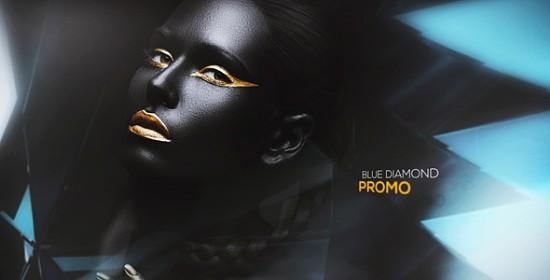 Videohive Blue Diamond Promo 20660014