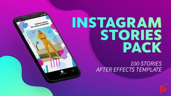 Videohive Instagram Package 22853026