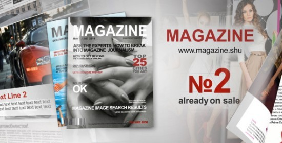 Videohive New Magazine N2 7320803