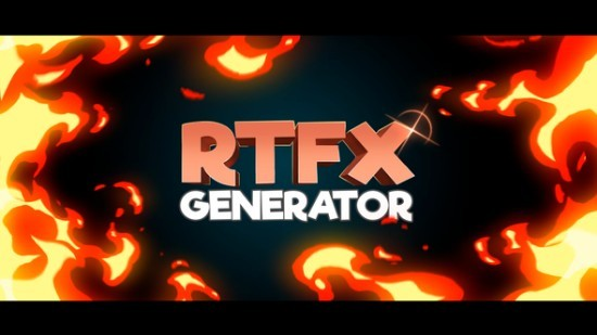 Videohive – RTFX Generator + 510 Flash FX pack V2.0 19563523 - Inc Crack!
