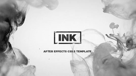 Videohive INK Titles / Slideshow 21331720