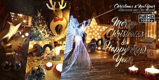 Videohive Christmas 21066844