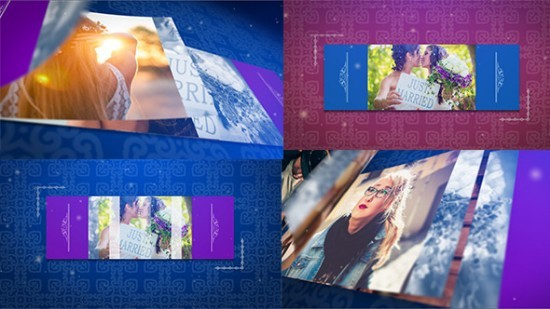 Videohive Elegant Unfold Image Reveal 12717475