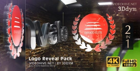 Videohive Epic Logo Reveal 20296060