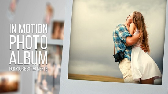 Videohive In Motion - Dynamic Photo Album 10714458