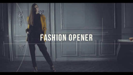 Videohive Mosaic Fashion Opener 21415851