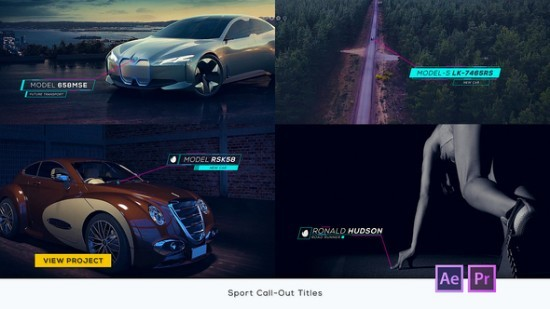 Videohive Sport Call-Out Titles 22525746