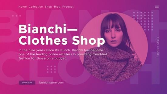 Videohive Fashion Shop 22859243