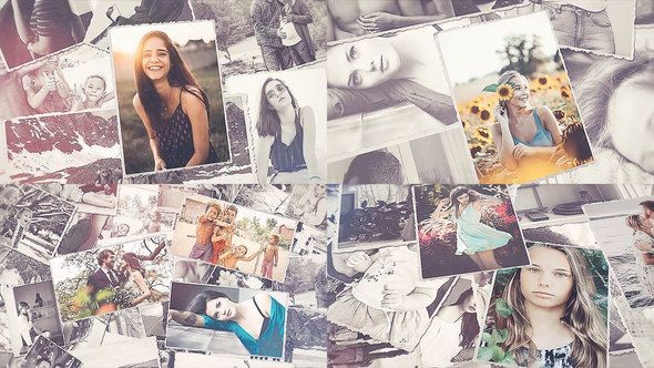 Videohive Photo Slideshow 22649314